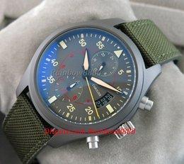 Chaussures en cuir vert style mode sport montre homme automatique auto-vent mâle horloge noir cas pilote montre-bracelet comme cadeau à partir de bracelet en cuir pilote fabricateur