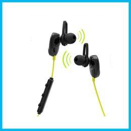 E06 bluetooth headphone sport neckband wireless bluetooth earphone waterproof noise canceling E06 bluetooth stereo headset 10pcs