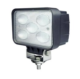 50W CREE LED driving light Truck Rectangle LED working light with spot beam and flood beam led rear light