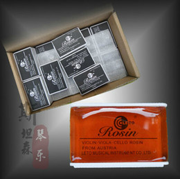 Wholesale High Quality LETO No Rosin for Violin Viola Cello Others Bows Musical Instrument