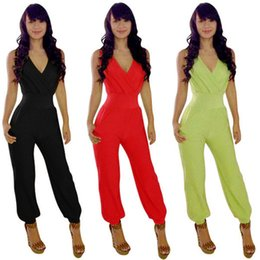 Fashion Women Wrap Bandage Mesh Splice Gauze Sheer Sexy Deep V Skinny Catsuit Romper Club Party Long Jumpsuit Macacao