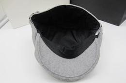 Wholesale Beret advance hats Pure color outdoor leisure cap hat man ms summer tide model