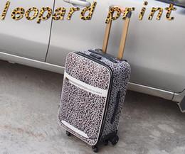 Filles valise à roulettes en Ligne-2016 Nouveau bébé de vente de bonbons de couleur de la femme de bagages / garçons filles arc-en-roues de trolley roulettes bagages / cadeaux / adultes voyage de mode valise 20 '' 22 24