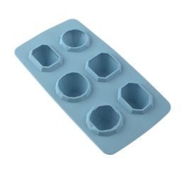 Wholesale Amazing Summer Ice Tray Ice Cubes DIY Mould Pudding Jelly Mold Creativity Bar Party Ice Cream Tools