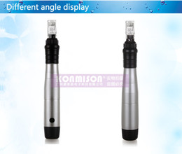 Rechargeable Derma Pen Machine Derma Roller Machine Dermapen For Scar Removal Wrinkle Removal Derma Rolling System