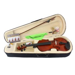 Wholesale 4 Full Size Solid Maple Inch Viola with Case Bow Bridge Rosin and Strings order lt no track
