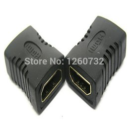 Wholesale Best selling new HDMI to HDMI Coupler Extender Adapter Connector for HDTV HDCP P Female Female
