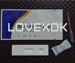 New Style MET Abust Test DOA Test Cassette 100 PCS Lot FDA ISO13485 Certification Free Shipping
