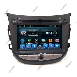 Car dvd player bluetooth mp3 tv touchscreen built in radio rds gps wifi 3g fit for Hyundai HB20