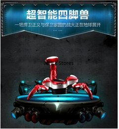 Wholesale Remote control of quadruped intelligent robot toy intelligent programming
