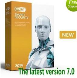 Gros - ESET NOD32 Smart Security 7.0 6.0 5.2 Version semestre 1pc 1utilisateur 180 jours clé avec le nom d'utilisateur et mot de passe à partir de clés les mots de passe fabricateur