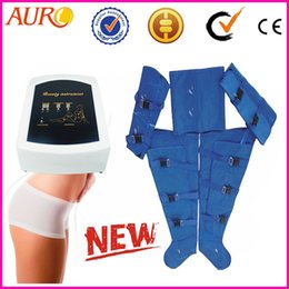 Europe Market selling pressotherapy air massager clothes Lymphatic Massage suit beauty machine with one year warranty AU-7007
