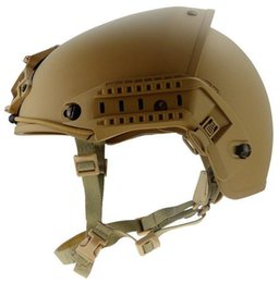 Wholesale Airsoft Tactical Helmet CP Helmet Army Combat Training Hunting Helmet CP Air Frame Crye Precision Helmet