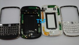 Wholesale Black White Original full housing for blacberry torch bold full housing cover piece