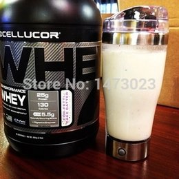 Wholesale Whey Protein suplementos proteina shaker piece Electric Shaker automatic mixing cup