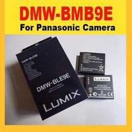 Wholesale DMW BMB9E BMB9E BMB9PP BMB9 Camera Battery for Panasonic LUMIX DMC FZ40 FZ45 FZ60 FZ100 FZ47 DMC FZ45 DMC FZ60 Batteries bateria