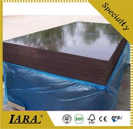 Wholesale New Style Green Film Faced Plywood Manufacture Sample For Construction Materials Ply Poplar Hardwood Core Custom Made Length