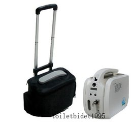 Wholesale CE Approved Mini Portable Oxygen Concentrator With Battery Car Adapter V V DC12V Medical Home Travel Shopping Use