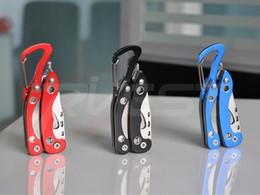 Wholesale F1 small Scorpion small pliers Leatherman multi tool knife mini clamp modeling EDC