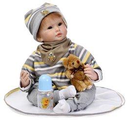 silicone-reborn-babies lifelike reborn baby dolls brinquedo menino full body silicone baby-reborn chinese jugetes para ninos