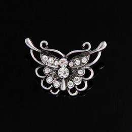 Wholesale Brooches For Women Best Seller Shiny Crystal Cute Animal Bee Metal High Quality Brooch For Women Jewelry Wedding Pin Brooches