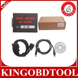 Wholesale 2015 High performance VAG Dash CAN V5 For VW SKODA SEAT Tools Electric Diagnostic interface price