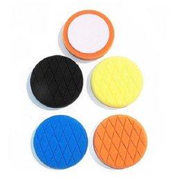 Wholesale Mixed Set of Foam Diamond Compounding Polishing Pads Sets quot mm Polishing Pad Set