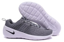 Wholesale Mens Nike Top Running Shoe New Roshe Run Flyknit Shoes Mens Sports Shoes Athletic Outdoor Shoes Buy Running Shoes for Lowest Price