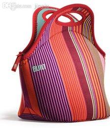 Wholesale Original American Brand BUILT Handbag bolsas de marca MAKE UP BAG maleta de maquiagem LUNCH BAG Thermal Bag