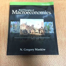 Wholesale NEW Brief Principles of Macroeconomics by N Gregory Mankiw Christmas Gift