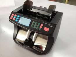 Wholesale EC990 CIS Mixed Bill Counter With LCD Display For USD For Euro FOR CHIF FOR GBP Banknote