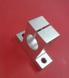 20pcs SK35 35mm linear rail support Shaft Support CNC Router SH35A CNC parts