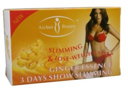 Wholesale Min Order Pure GINGER Essence Lose Weight Loss Slimming body Soap Fat Burning Effective slim cream best partner g