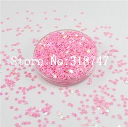 Descuento escama de lentejuelas estrella 10g mayor-3mm escamas del arco iris taza de lentejuelas para el hogar / decoración de coser / de la boda del confeti 043006007