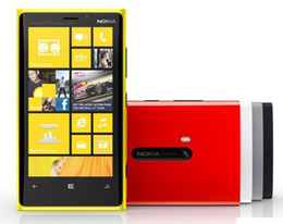 Wholesale Lumia Original Unlocked Nokia Lumia Mobile Phone quot inch Dual core GB ROM GB RAM GPS G G Phone Refurbished