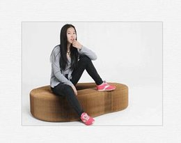 Wholesale w423112 designer furniture exhibition of commercial office furniture lounge chair chair creative household