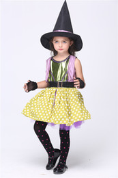 2015 Halloween Kid's Clothing Girls Dresses Girls Set The Game Clothing Costume Party Cosplay New Clothing Girls Set Suits