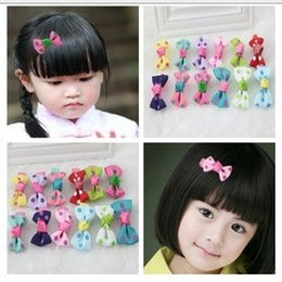 Multi Colors Children Hair Bows Baby Girls Favorite Hair Accessories Girls Hair Clips Children new fashion hair bows clips