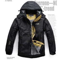 Wholesale New Men s Jackets Brand Down Jacket Man s Coat for Winter Autumn Cotton Padded Outdoors Sport Coat Sales and