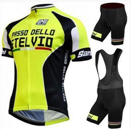 Promotion cuissard vente 2015 Hot Sale FACTORYY Fluorescence Cycling Jerseys Hot Brand New Jersey Bicycl Vêtements (Bib) Shorts Monton Vêtements 2XS Taille 6XL