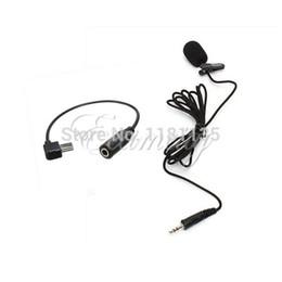 Nuevo 3.5mm Activo Clip Cable USB Adapter Mini Mic para GoPro cámara de los deportes Héroe 3 de 3 + envío gratuito desde usb gopro fabricantes