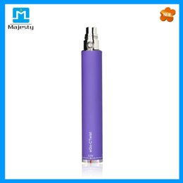 Authentic multiple colorsego twist 1100Ah Hottest variable voltage 3.2~4.8V electronic cigarettes battery with Best Price
