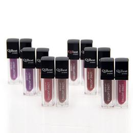 Wholesale-Stylish Lipstick Rouge Water-Proof Lip Gloss Sexy Lip Pencil Beauty Cosmetic Free Shipping