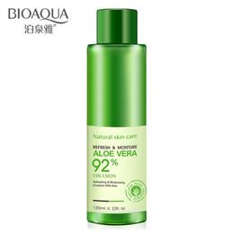 Park Springs ya Aloe Essence Moisturizing Milk Moisturizer Oil moisturize and relieve skin pores face care skin care face care s