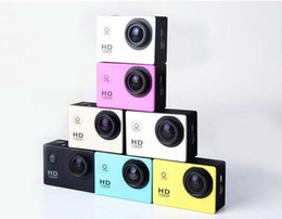 Wholesale SJ4000 freestyle D001 inch LCD P Full HD HDMI action camera meters waterproof DV camera sports helmet SJcam DVR00