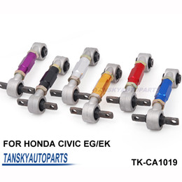 Wholesale Tansky Rear Camber KiT mm Hole for Honda Civic EK EG silver blue red golden purple black TK CA1019