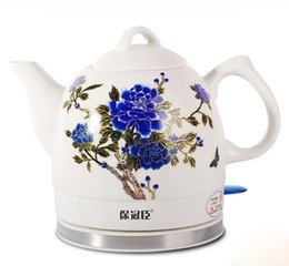 Wholesale Authentic special ceramic electric kettle to boil water to make tea noodles pot L capacity rapid kettle gift electric kettle
