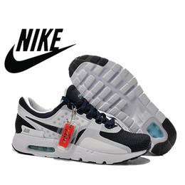 online shopping Nike Air Max Zero Max Lunar1 Shoes Mens Womens Running Shoes Nike Air Max Zero Airmax Maxes For Men Women Sneakers Drop Shipping
