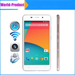 Wholesale Cubot Unlocked Phones - Original Cubot X9 MTK6592 Octa Core Phone with 5.0 Inch screen 1.4GHz real 2GB 16GB Android 4.4 3G 13.0MP Dual SIM unlocked phone 010020