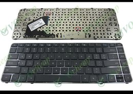 Wholesale Laptop keyboard FOR HP Pavilion B PAVILION SLEEKBOOK B000 B100 ULTRABOOK B000 B100 TOUCHSMART B100 with frame Black